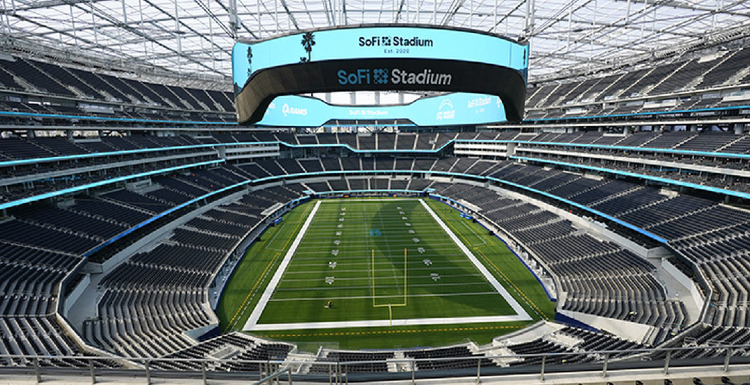 Ultramodern SoFi Stadium to run on Google Cloud, enabling digital transformation to enhance experience for fans